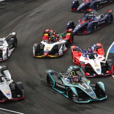 Formula E Sanya Eprix 2019