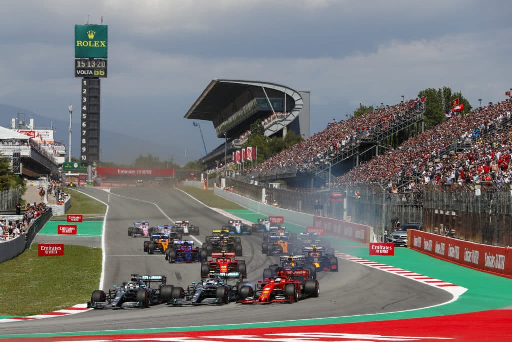 Spanish GP 2019 - Start