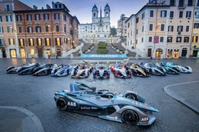 Formula E: Growth Like a Silicon Valley Startup