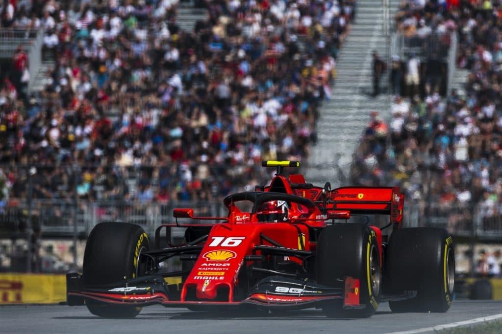 Ferrari Canada Satu 2019
