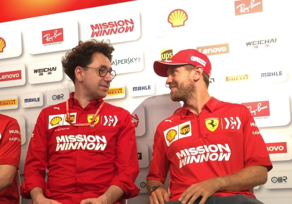 Ferrari Revision