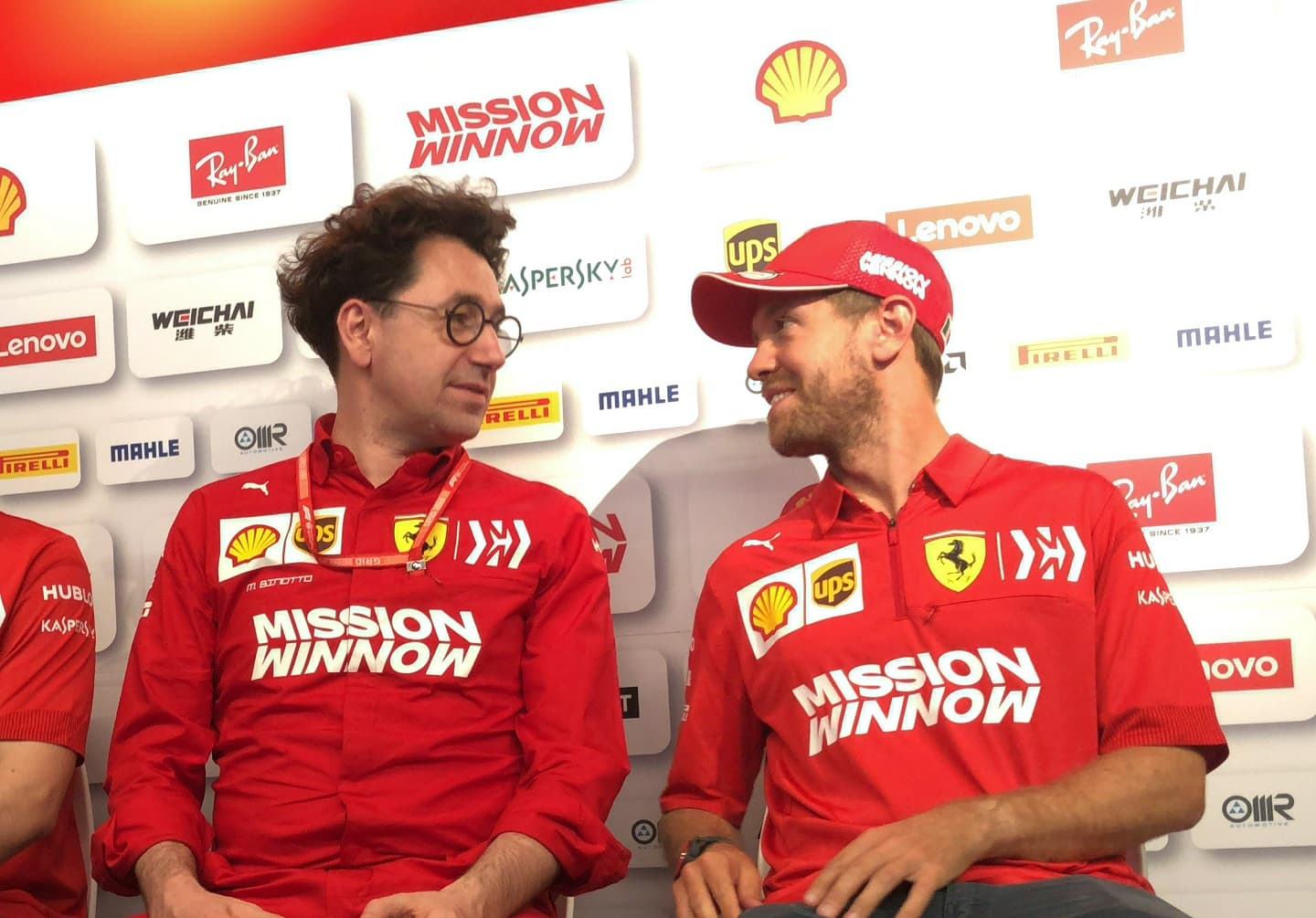 Mattia Binotto previews the United States GP as Ferrari also looks ...