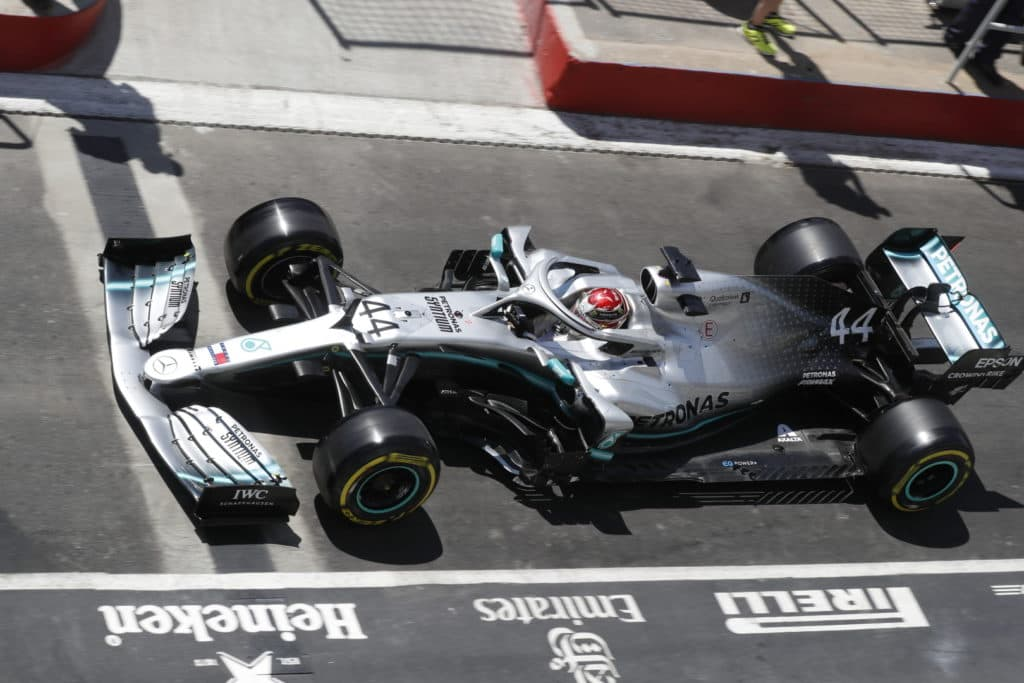 Mercedes Canada 2019 Saturday
