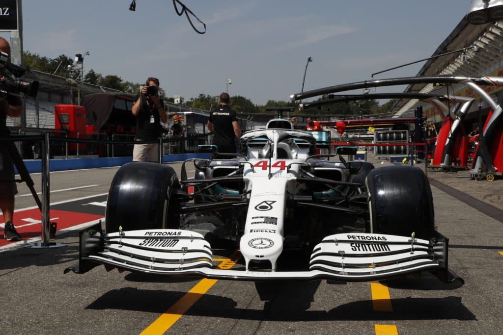 2019 German Grand Prix, Thursday