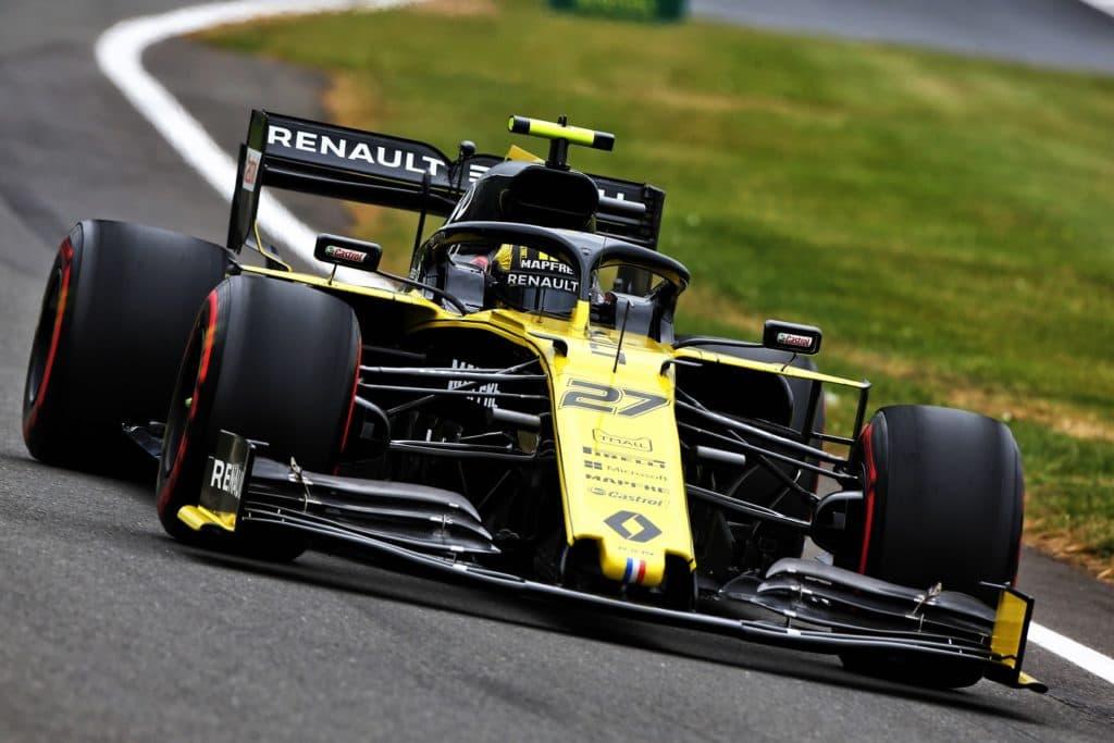 Nico Hulkenberg GB GP
