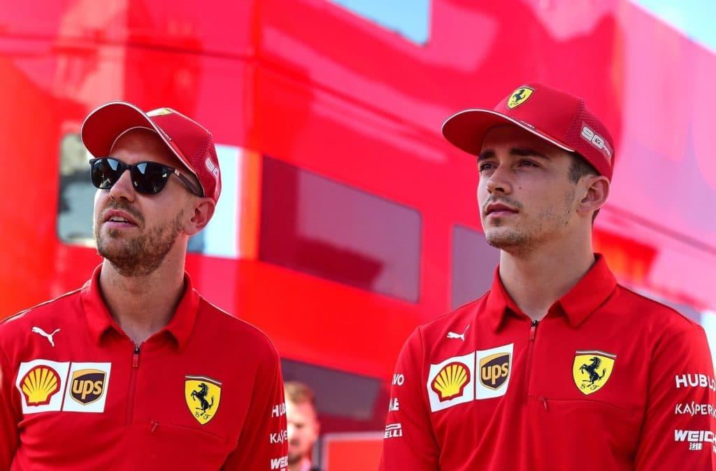 Ferrari Team Hungary 2019