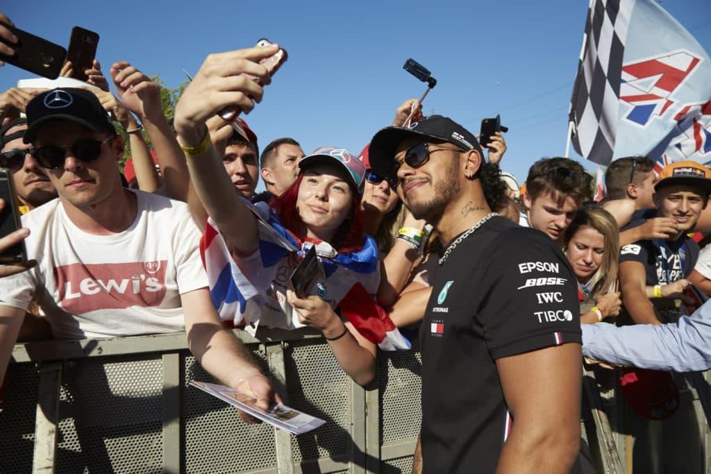 Lewis Hamilton Hungarian Grand Prix