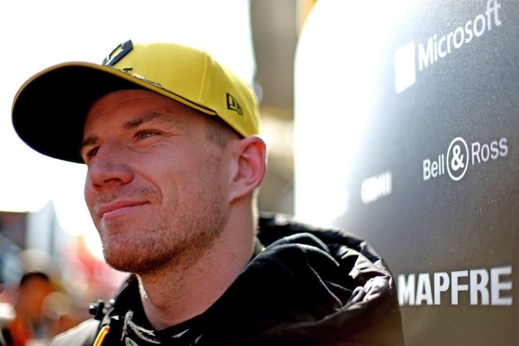 Nico Hulkenberg (GER) Renault Sport F1