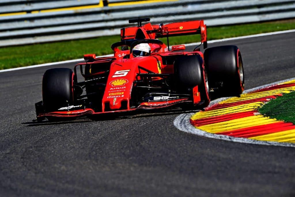Seb Ferrari Belgian 2019