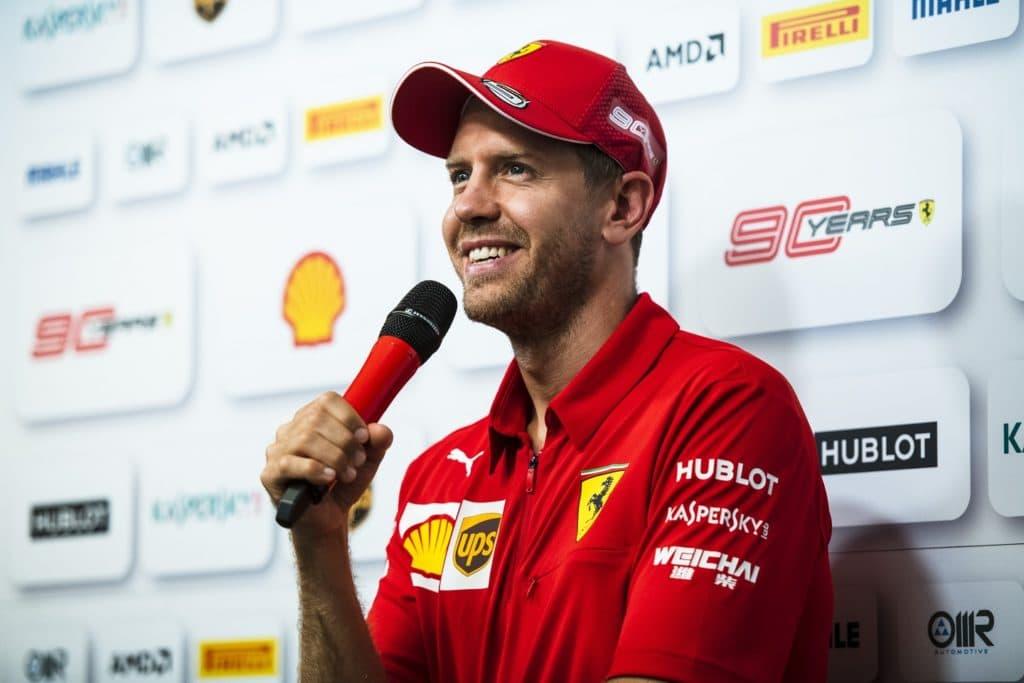Vettel Spa 2019 1