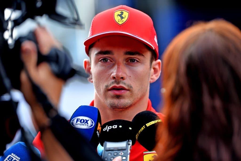 Todt vergleicht Leclerc mit Schumi - F1-Insider.com