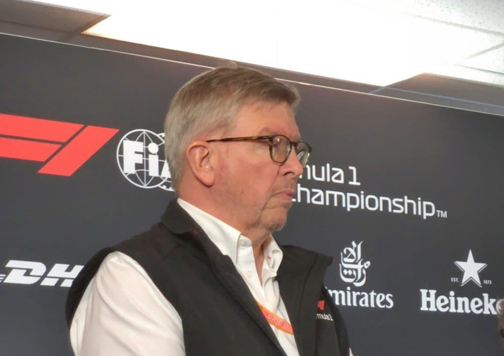 Ross Brawn. Credit: F1-Insider.com