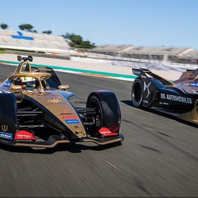 Formel-E-Champion lockt Hamilton