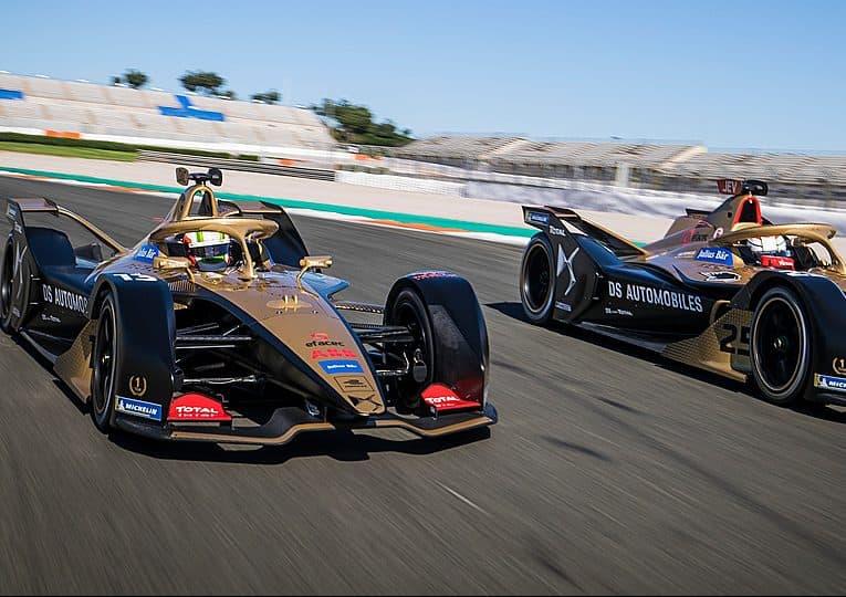 Formula-E Lures Hamilton