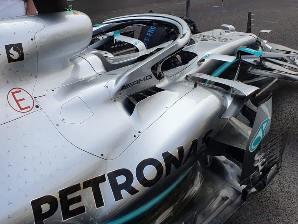 Mercedes Formel 1 GP Mexiko 2019