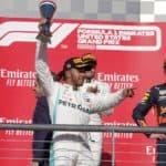 Lewis Hamilton Victory Austin 2019 2