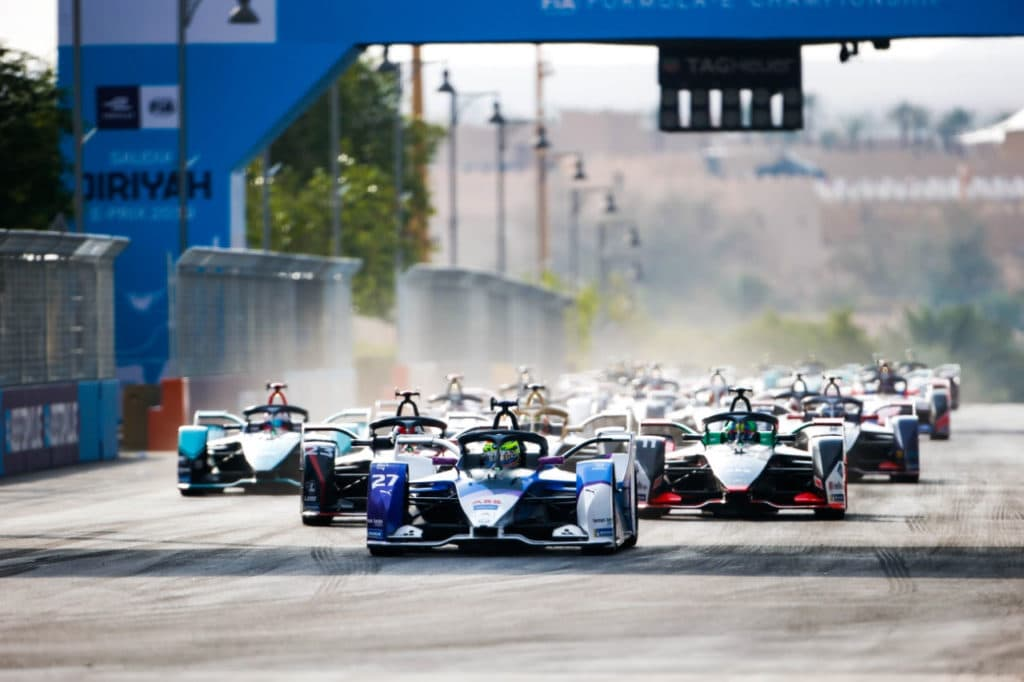 Formula E - Saudi Arabia #2