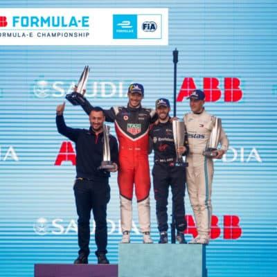 Saudia Diriyah E-Prix 2019 - Race #1