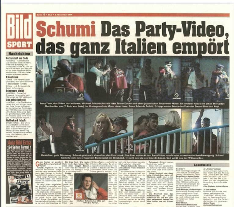 Michael Schumacher: Wie ich mit ihm erwachsen wurde