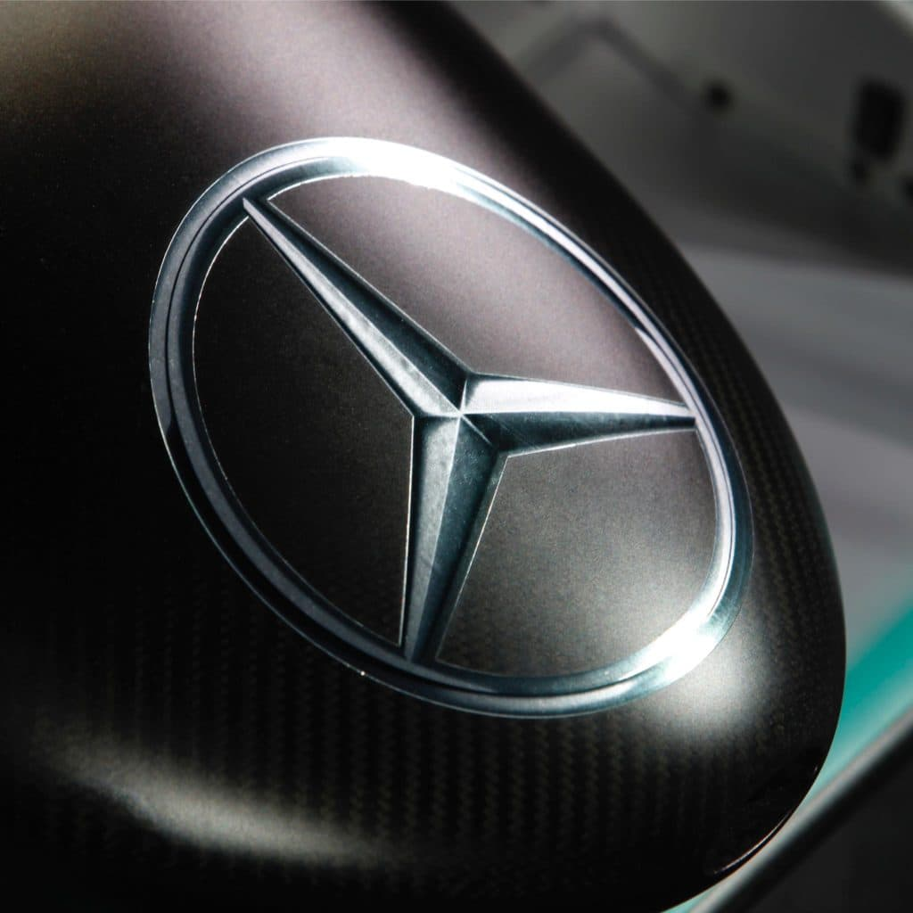 Mercedes Daimler Formel 1