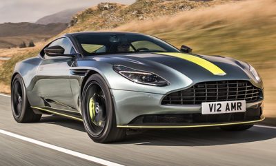Aston Martin DB11. Credit: Aston Martin