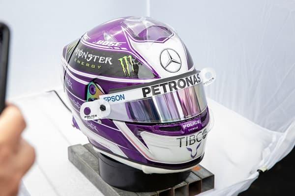 Hamilton Formel 1 Melbourne. Credit: F1-Insider.com