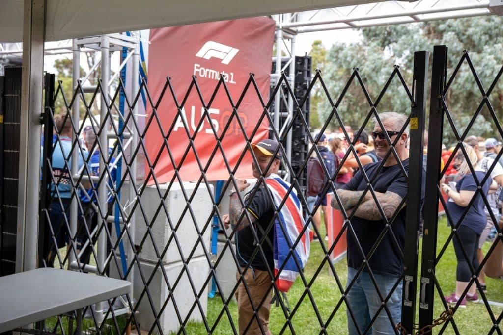 Melbourne Formel 1. Credit: F1-Insider.com/David Schneider
