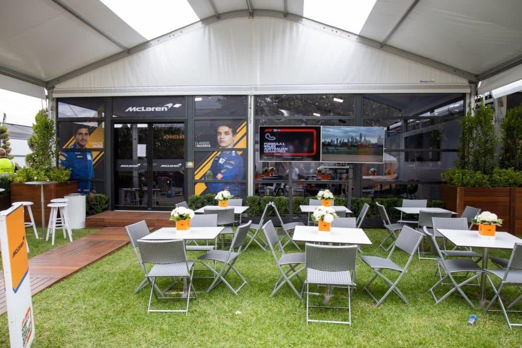 McLaren Melbourne Formel 1. Credit: F1-Insider.com/David Schneider