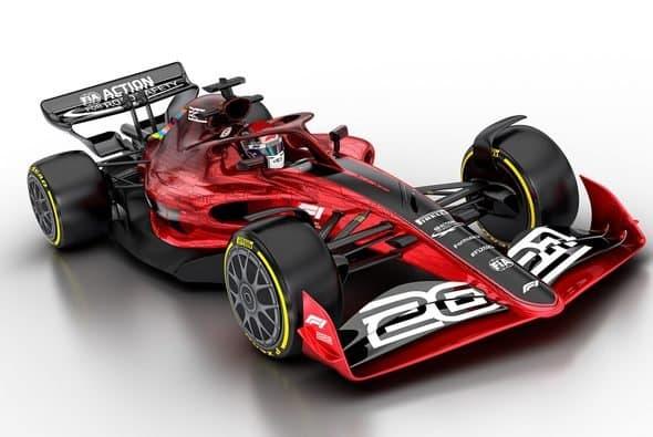 Formel 1 2021 Studie