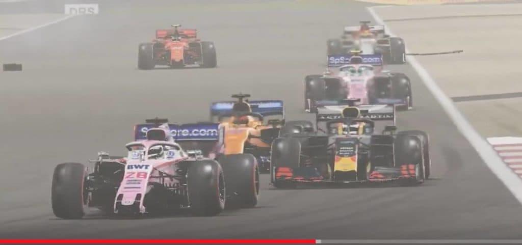 Virtual F1 GP