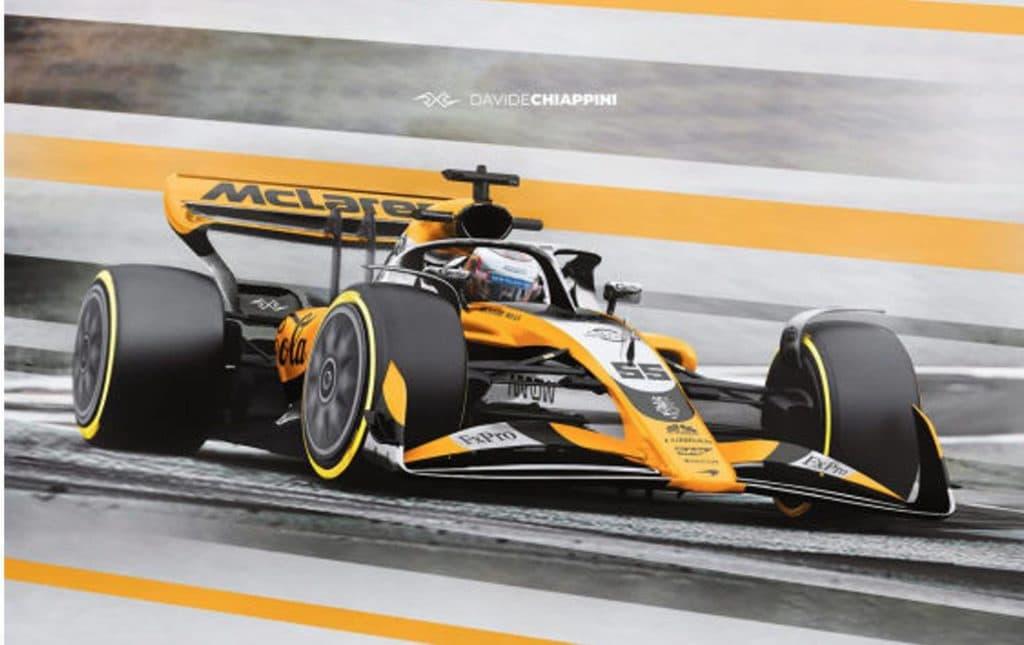 McLaren 2022