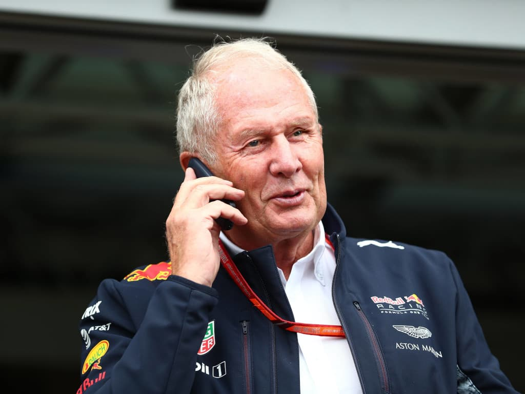 Red-Bull-Motorsport-Chefberater Helmut Marko