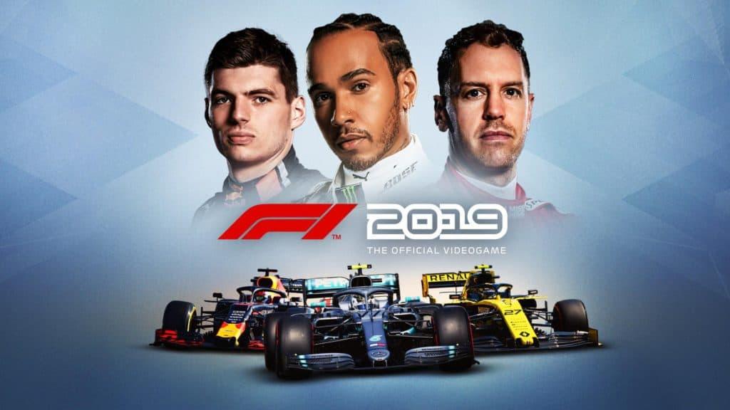LIVE F1 Insider Racing League Testrennen