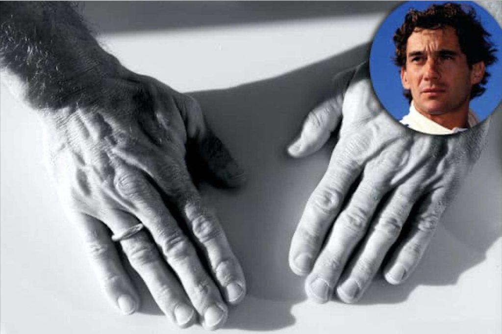 Ayrton Senna Formel 1 Leberer