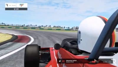 Vettel Simracing