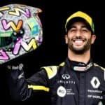 Renault-Pilot Daniel Ricciardo