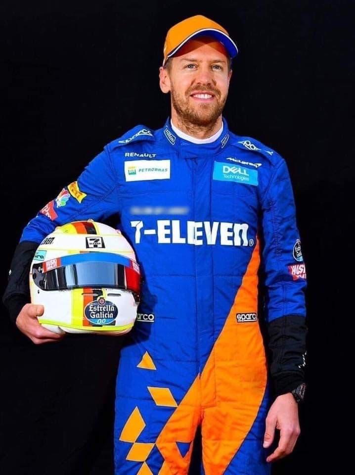 Will Vettel drive for McLaren?