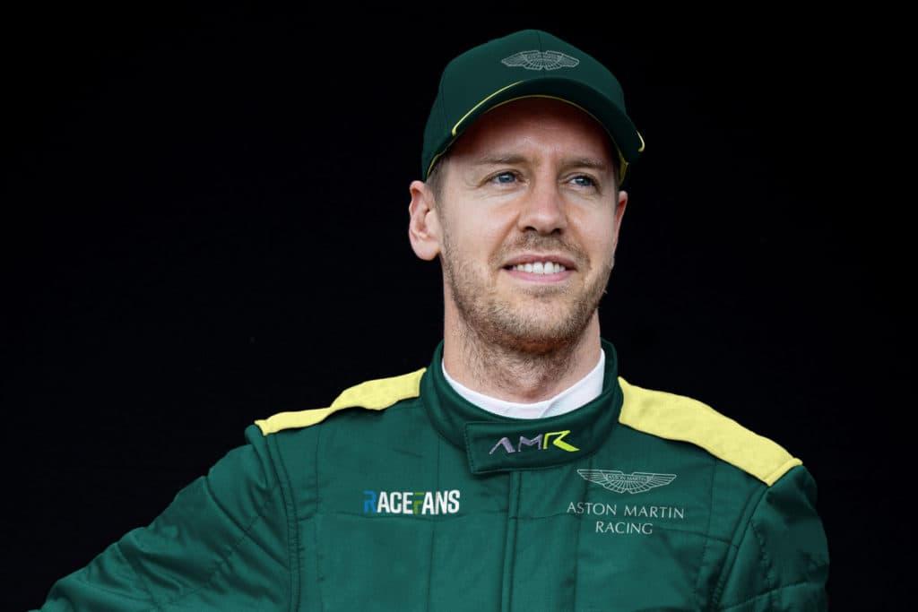 Vettel zu Aston Martin? (Montage)