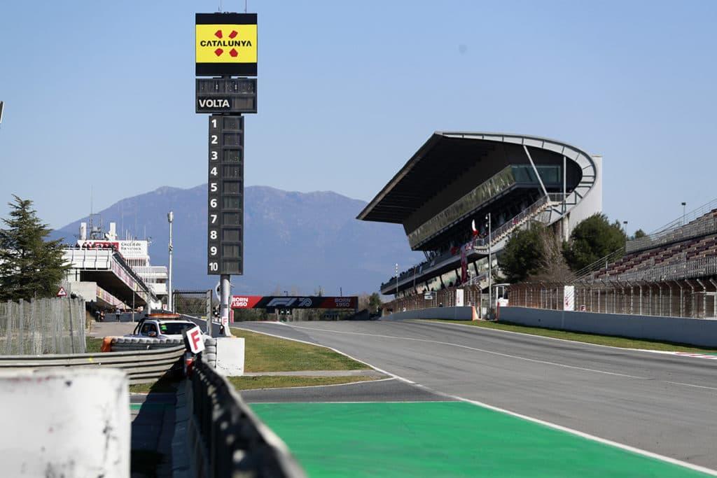 Trotz erhöhter Corona-Zahlen: Grünes Licht für GP Spanien