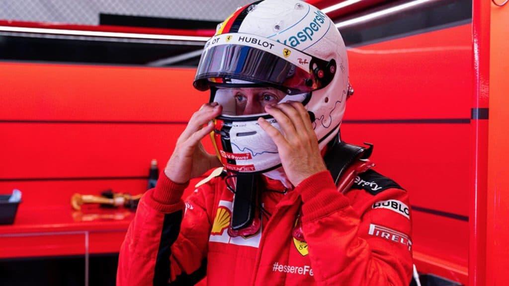 Retirement? Vettel explains misunderstanding