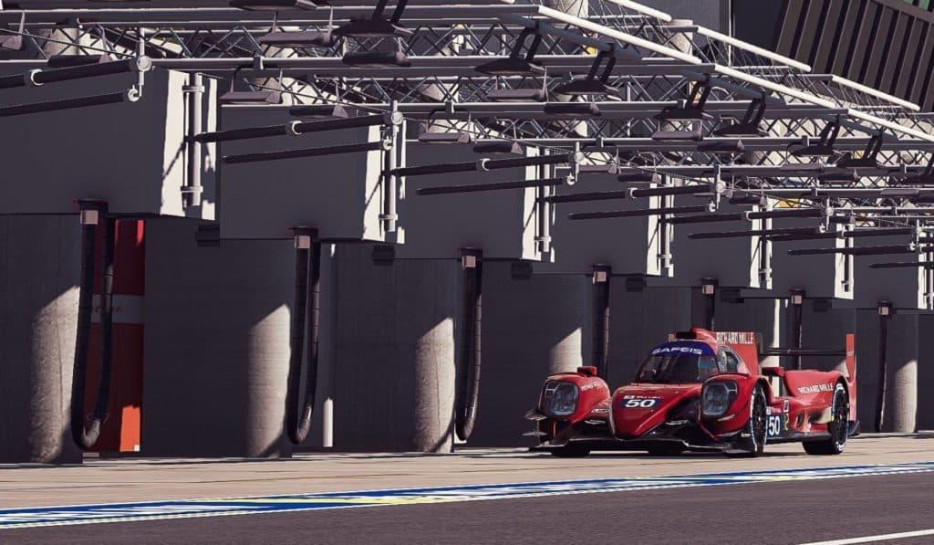 Le Mans, Credit: Calderón/Twitter