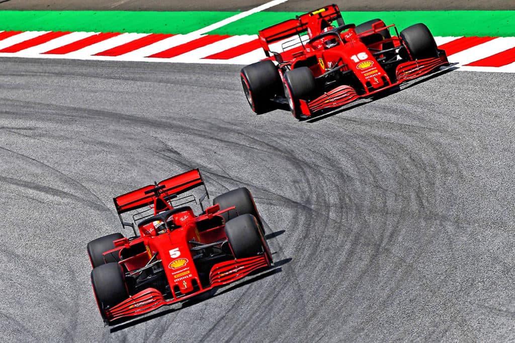 Wie reagiert Vettel auf das Spielberg-Drama?