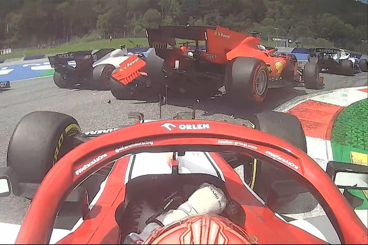 Brawn Crash Schmerzt Ferrari