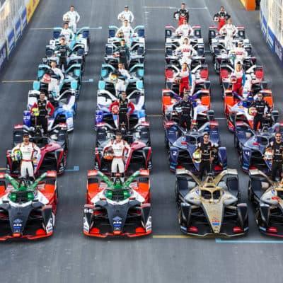 Formel E: Vier Fahrerwechsel vor Berlin