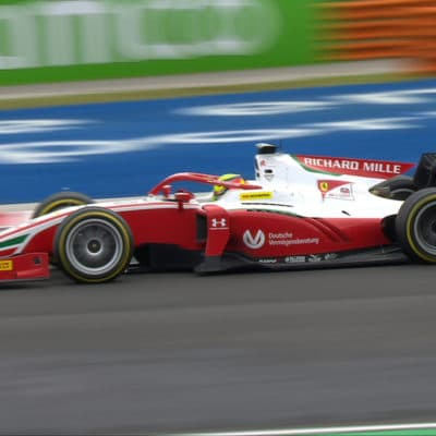 Mick Schumacher, Credit: FIA Formula 2