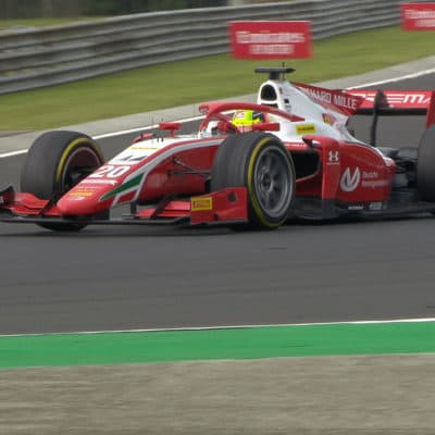 Credit: FIA Formula 2