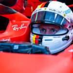 Sebastian Vettel, Credit: Ferrari