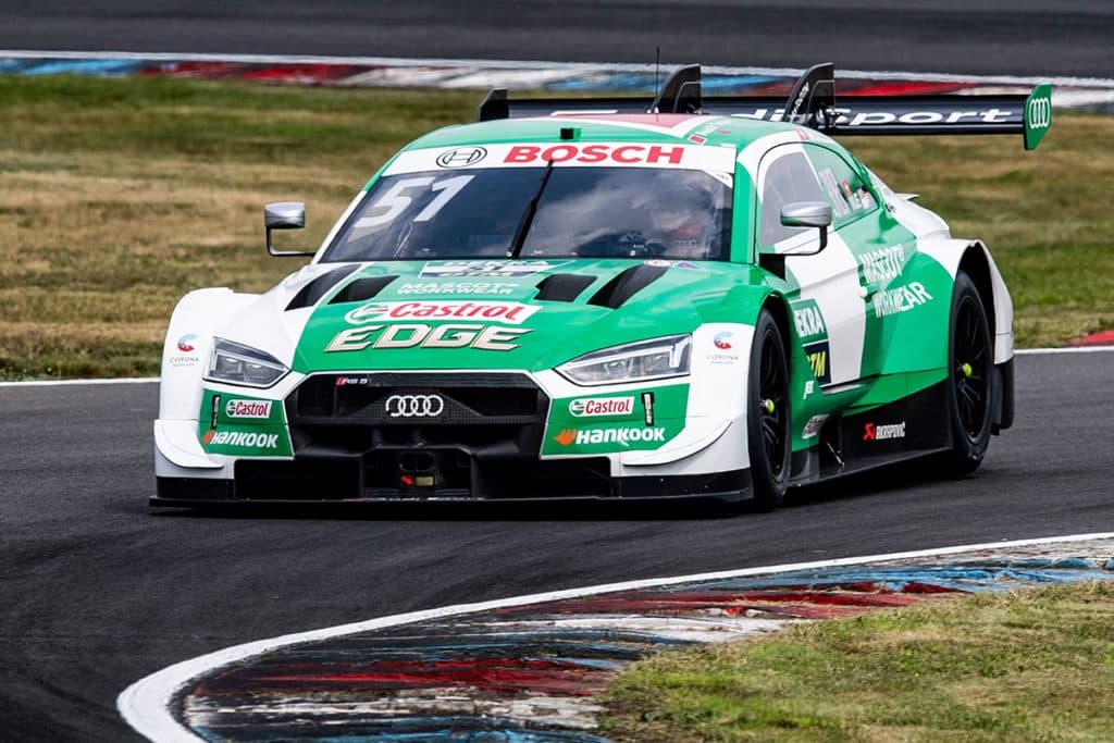 Nico Müller, Credit: Audi