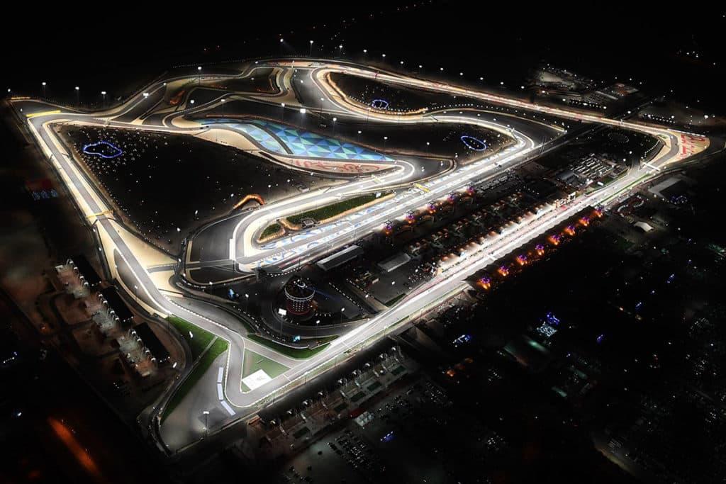 Die Formel 1 wird das zweite Rennen in Bahrain auf dem äußeren Kurs abhalten.