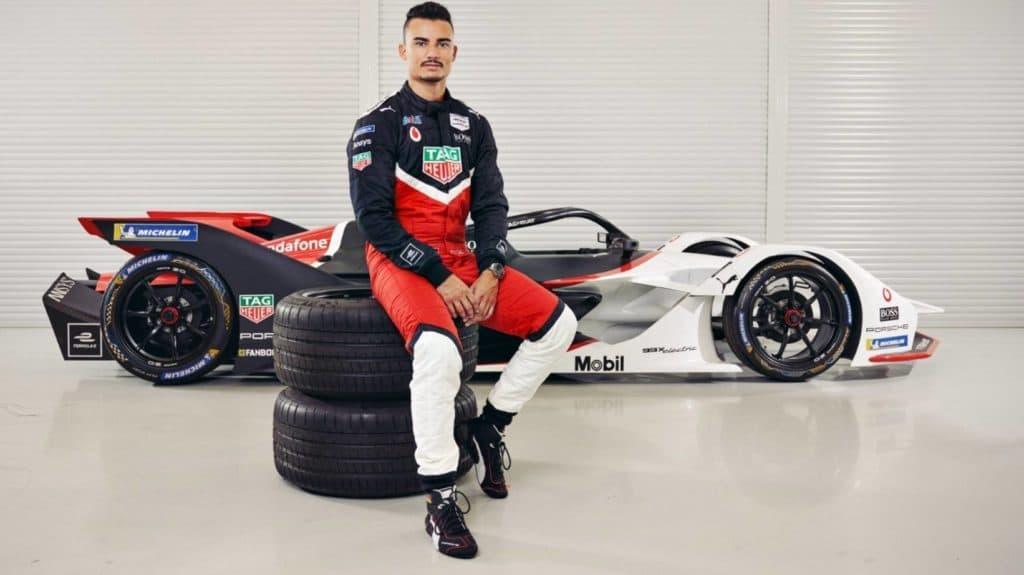Pascal Wehrlein startet in sein Porsche-Abenteuer; Credit Formel E